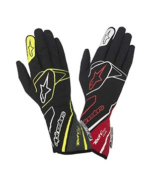 AlpineStars Tech-1 Z Auto Racing Gloves