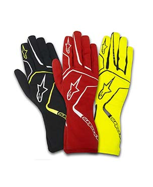 AlpineStars Tech-1 K RACE S Youth Gloves