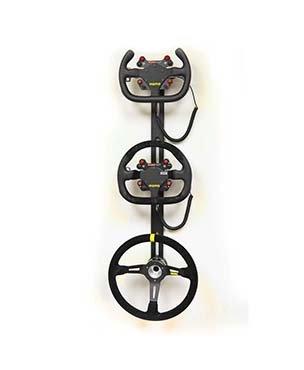 AP-Xtreme Wall Mount Wheel Rack