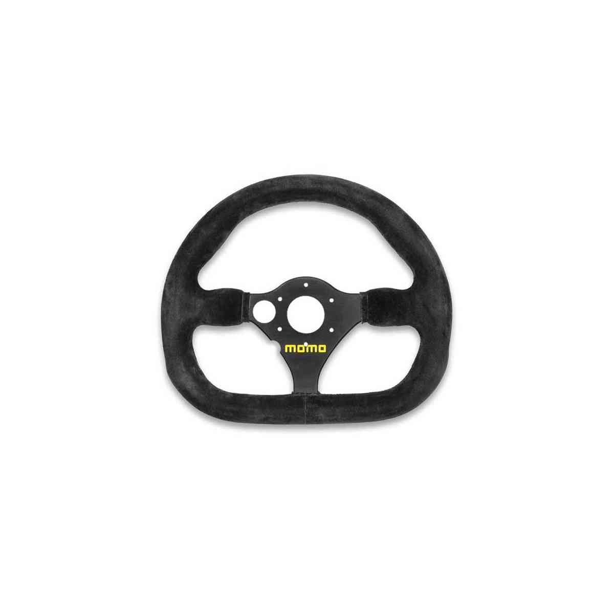 Momo MOD27D29 DIY Replacement Wheel for Thrustmaster - 290mm Suede