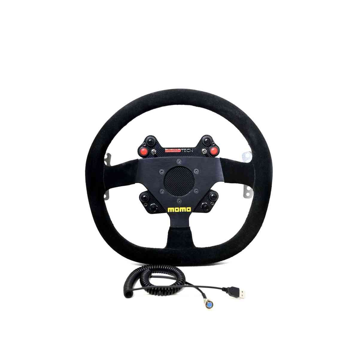 RealGear WHEELpro Momo MOD88 Add-on Wheel for Direct-Drive Servos