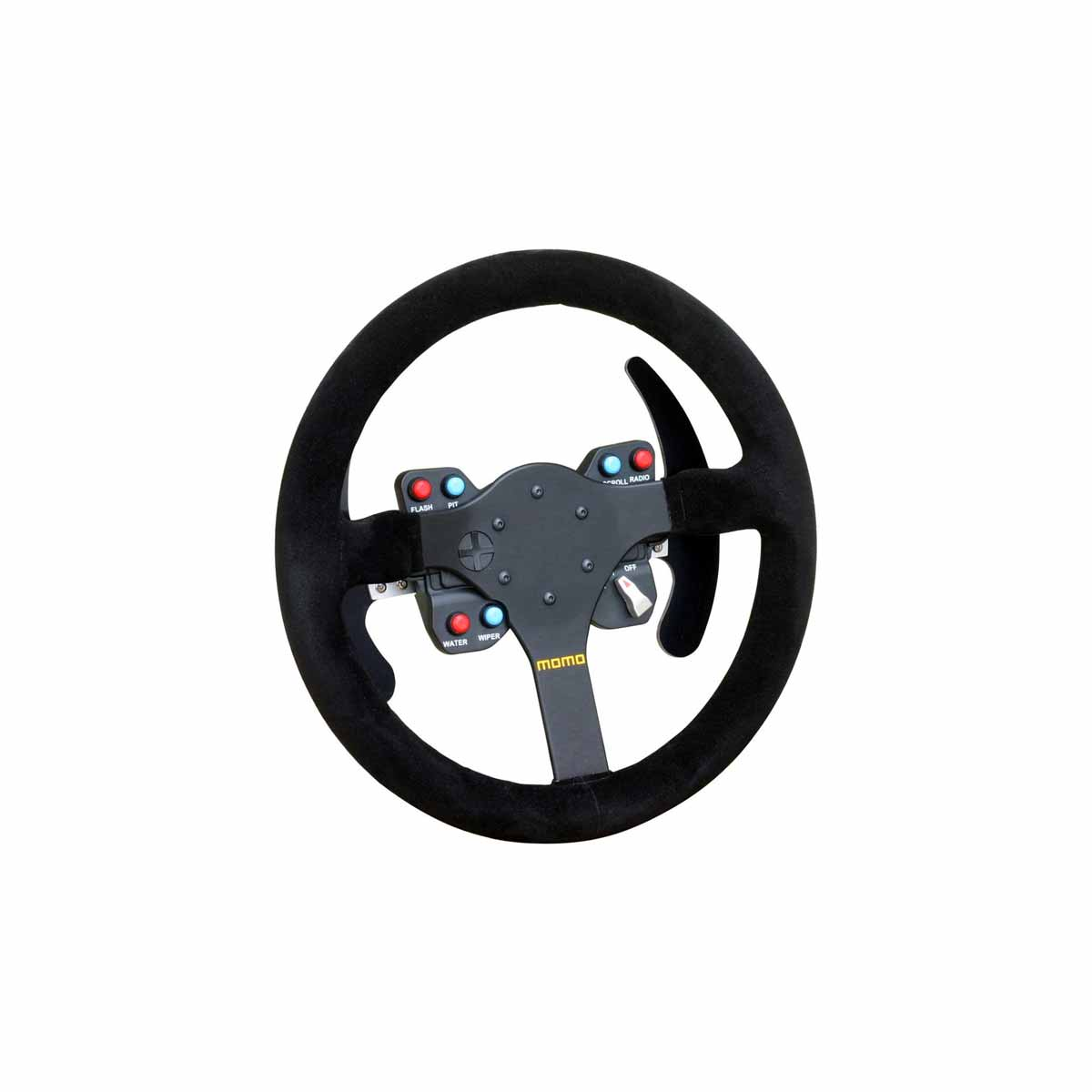 RealGear Momo MOD31 Lightweight Add-on Wheel for Thrustmaster
