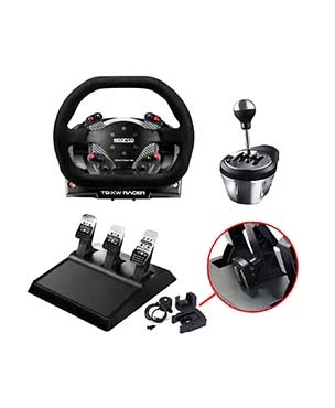 Thrustmaster TS-XW Advantage Bundle (110 Volt)