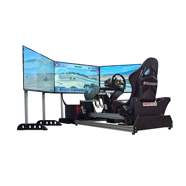 APX-1000 iRacing Champion SlipSense Motion Simulator Package