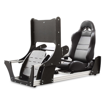 AP-Xtreme Single Monitor Racing Simulator Chassis Only