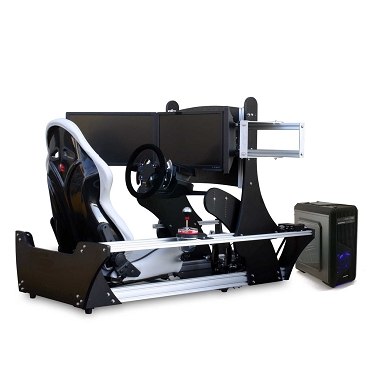 AP-Xtreme 3000 iRacing Simulator Package