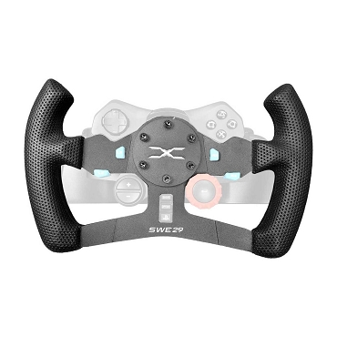 Extreme Simracing SWE Wheel and Paddle Shifters for Logitech G29