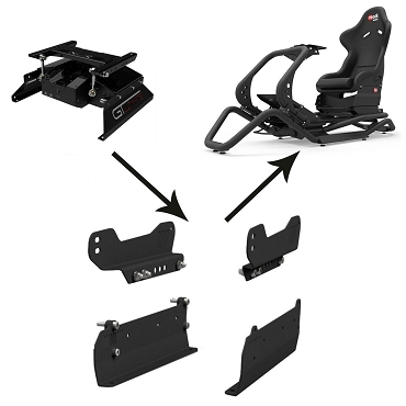 Next Level Racing Motion Adapter Brackets for Rseat N1