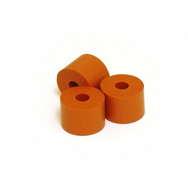 Soft Red Bushings for LC500 Load Cell Kit - Pack of 3