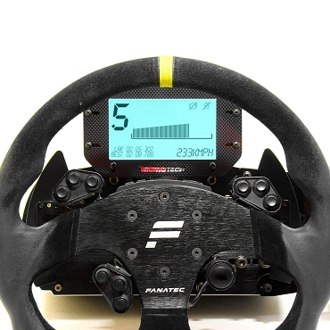 Phone Cradle for Fanatec Wheel Bases