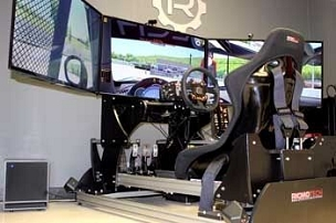 Virtual Race Car Experience 2-Hour Special