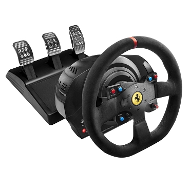 Thrustmaster T300RS Ferrari Alcantara Edition Racing Wheel (110 Volt)