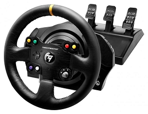 Thrustmaster TX Leather Edition Racing Wheel (110 Volt)
